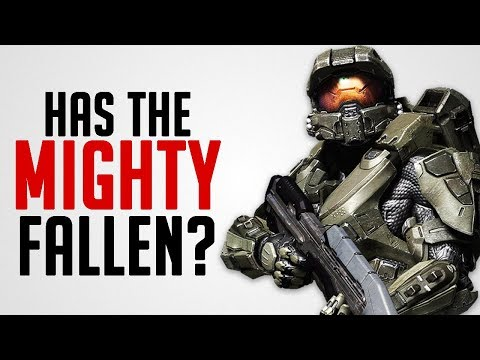 The Rise and Fall Of Halo