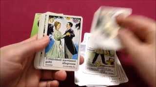 ジプシー占いカード