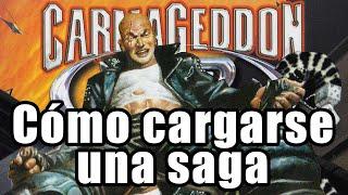 Retromierdas #38: Carmageddon TDR 2000