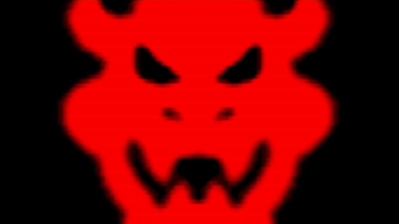 Super Mario 64 - Bowser Death Screen Sound Effect (Backwards/Reverse)