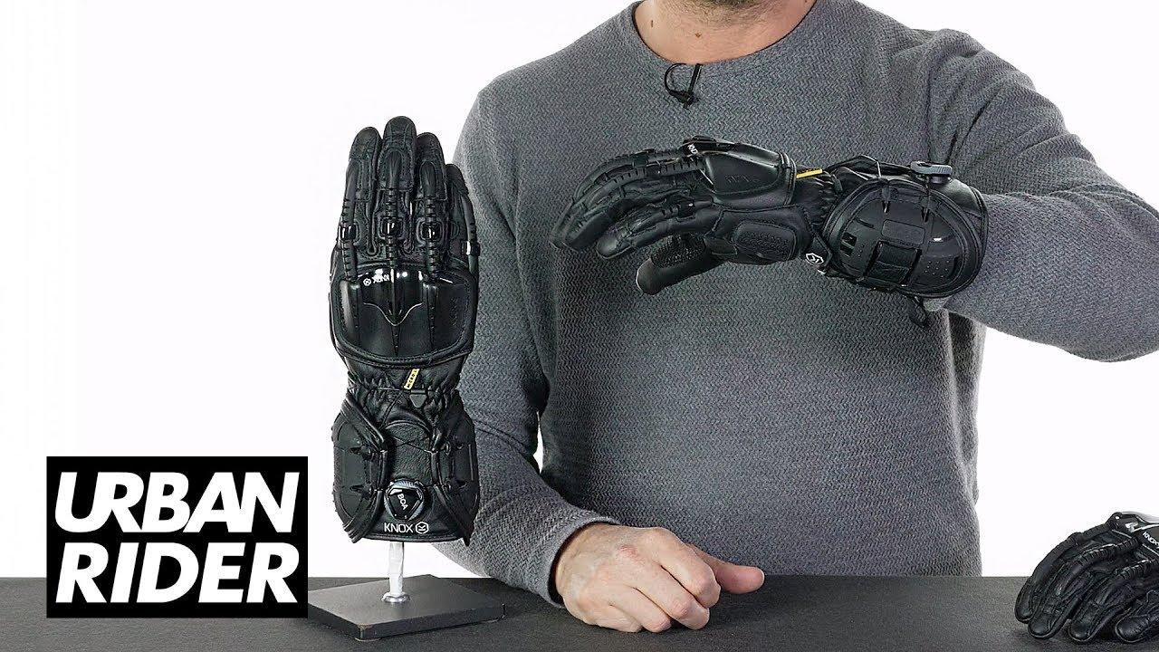 Knox Handroid MK4 & Handroid Pod Mk4 gloves review