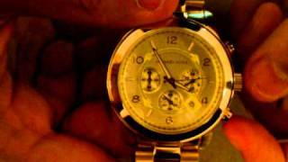 Michael Kors chronograph fix
