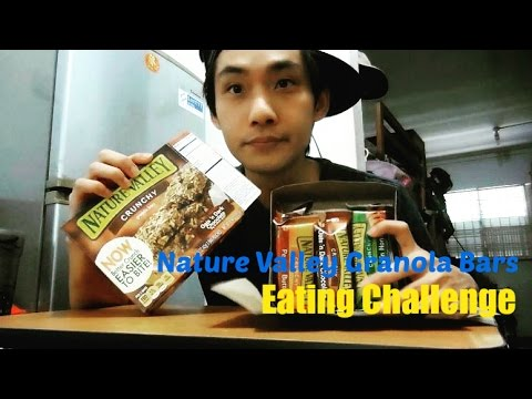 Nature Valley Eating Challenge