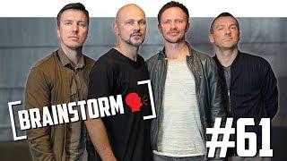 Brainstorm - о песнях на русском, футболе и съёмках нового клипа