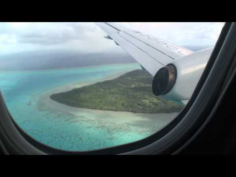 HERE WE ARE IN THE COOK ISLANDS PART 07 AITUTAKI ARRIVAL