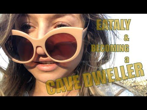 EATALY & Hiking VANALDEN CAVE in MALIBU!! // VLOG #57