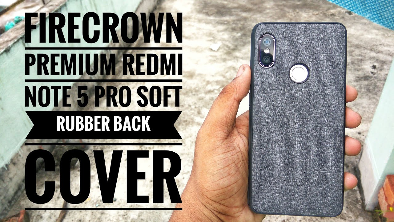 super popular 21169 517ee REDMI NOTE 5 PRO | Mofi Case in amazon? Best case for Redmi Note 5 Pro|  UNBOXING| Hindi