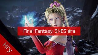 Historie série Final Fantasy | Final Fantasy IV-VI | Final Fantasy IV: After Years | GameDex
