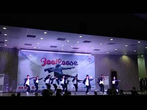 IIT ROORKEE THOMSO 2017- Dance Performance by IITR Students- Footloose