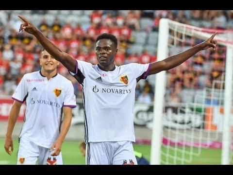 Highlights: FC Thun vs. FC Basel (0:3) - 05.08.2017