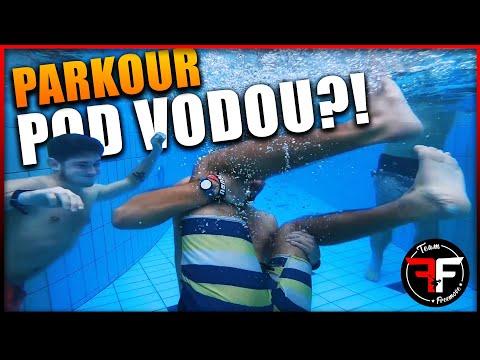 CHALLENGE - Parkour Pod Vodou?! | Freemove