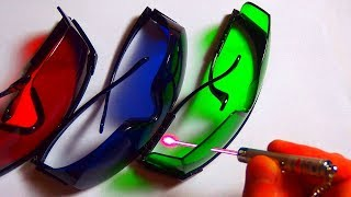 Test of Laser Protection Glasses (Goggles)