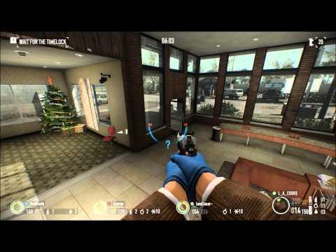 PAYDAY 2: Go Bank, Death Wish, Stealth, All Loot, No Civ Kills (PC)