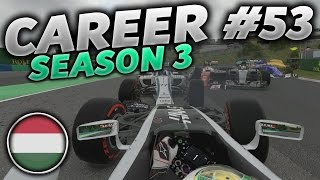 F1 2016 Career Mode Part 53: FIRST RACE FOR MERCEDES