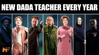 Harry Potter Defense Against The Dark Arts Teachers