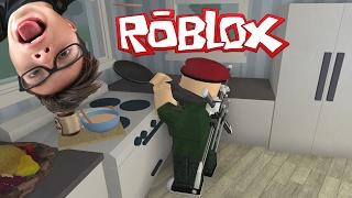 DE SIMS IN ROBLOX | Roblox Bloxburg #1