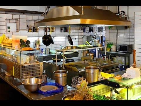 Как готовят повара в ресторане видео