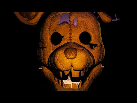 THE RAT ATTACK! | Five Nights At Candy's (4)