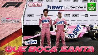 F1 2020 CARREIRA #33 BOCA SANTA GP ESPANHA