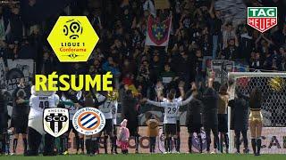 Angers SCO - Montpellier Hérault SC ( 1-0 ) - Résumé - (SCO - MHSC) / 2018-19