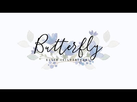 (Cover) BTS - Butterfly Prologue Mix | Elise (Silv3rT3ar) #HappyTaehyungDay