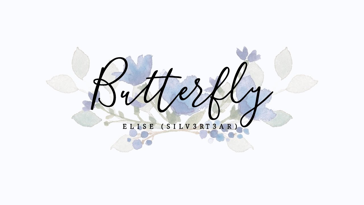 Cover Bts Butterfly Prologue Mix Elise Silv3rt3ar