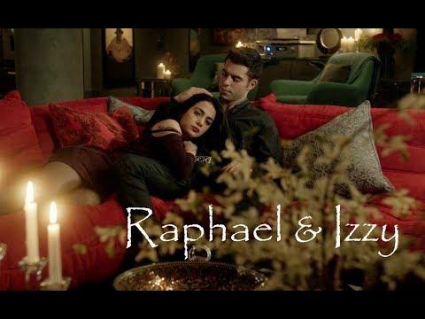 Izzy & Raphael--Rizzy Shadowhunters