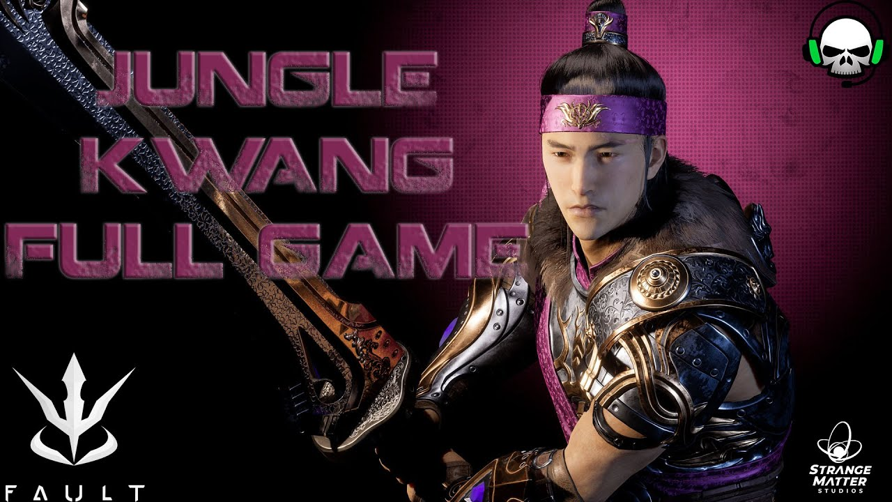 Fault Jungle Kwang Early Access on Steam!