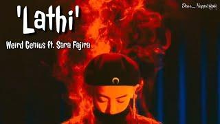 Weird Genius - 'Lathi' (ft. Sara Fajira) FMV EXO + Lyrics