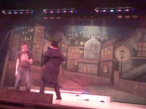 'Alive' Reprise rehearsal, Jekyll and Hyde BTHS