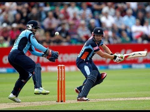 Yorkshire v Sussex (Twenty/20 Semi Final) - 25/08/12