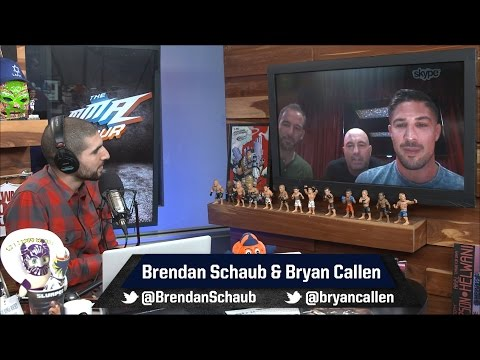 Brendan Schaub, Bryan Callen, and Joe Rogan Join The MMA Hour