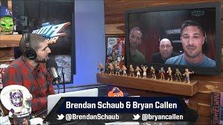 Brendan Schaub, Bryan Callen, and Joe Rogan Join The MMA Hour