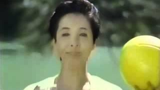 10秒CMってあるんですよね。 出演:浜美枝.