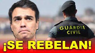 La Guardia Civil CONTRAATACA a Pedro Sánchez