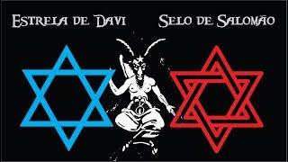 ESTRELA DE DAVI OU SELO DE SALOMÃO / STAR OF DAVI OR SEAL OF SOLOMON