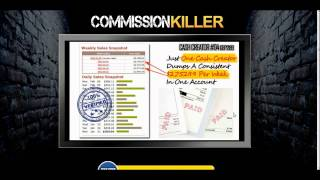 Commission Killer - Making Money with Commission Killer