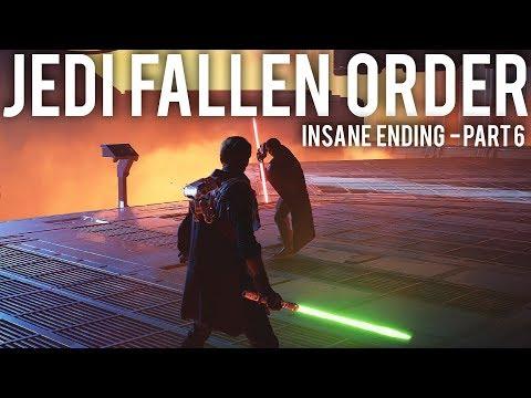 Jedi Fallen Order Part 6 - That ending was insane!