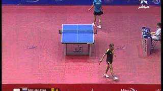 2012 4th Morocco Open (ws-sf) RAMIREZ Sara - MIKHAILOVA Polina [Full Match/High Quality]