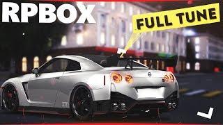 Сколько стоит полный тюнинг Nissan GTR на РП БОКС +Неон+Винил   #93 RP BOX🔞