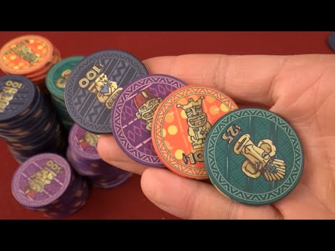 Tiki Ceramic - The Great Poker Chip Adventure Episode 13