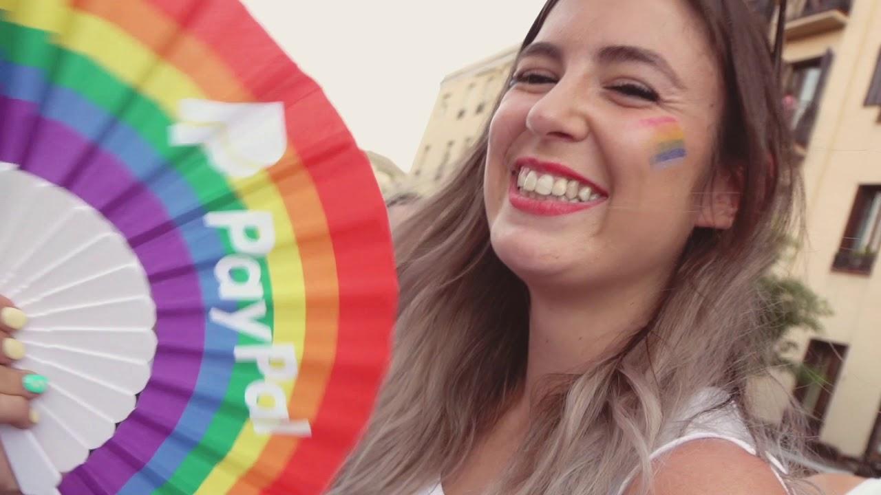 PayPal Pride orgullo 2019