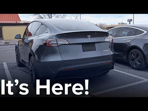 The Tesla Model
