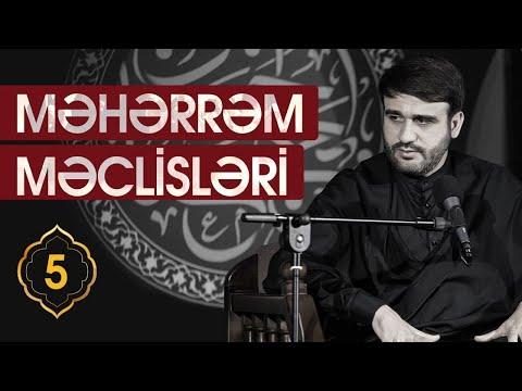 Məhərrəm Məclisləri 5-ci gecə (14.08.2021) - Hacı Ramil