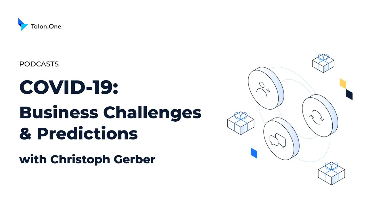 COVID 19 Business Challenges and Predictions with Christoph Gerber