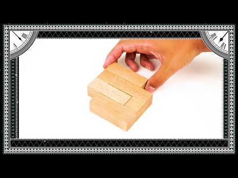 Einstein - Letter Block Puzzle - Challenge 4 Solution