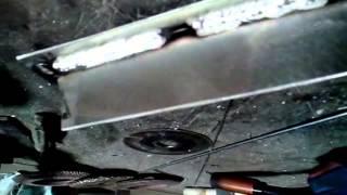 Сварка алюминия полуавтоматом(Полуавтомат EWM PIcoMig 180, проволока 5358 1мм, никаких пульсов и других примочек., 2014-04-25T19:10:42.000Z)