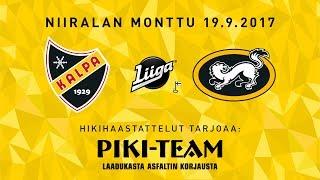 KalPa - Kärpät, 19.9.2017, Hikihaastattelu: valmentaja Marko Tuomainen ja puolustaja Santeri Lukka