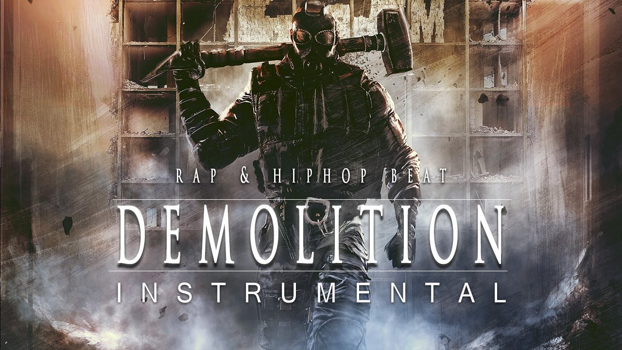Aggressive Epic Orchestra HIPHOP INSTRUMENTAL - Demolition (Midex Collab)