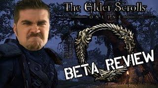 Repeat youtube video Elder Scrolls Online Beta - Angry Joe's Impressions